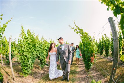 Vineyard Couple